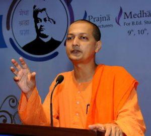 Swami Sarvapriyanandaji