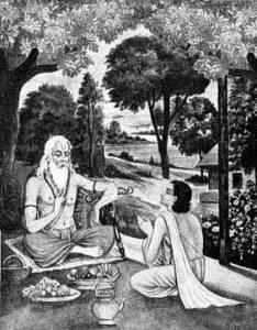 Sage Vasistha & Rama