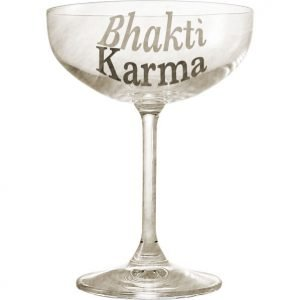 A Bhakti Karma Cocktail