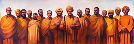 Direct Disciples of Ramakrishna