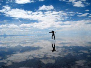 mirror salt flat bolivia