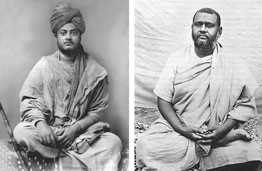 Swami Vivekananda, Swami Brahmananda