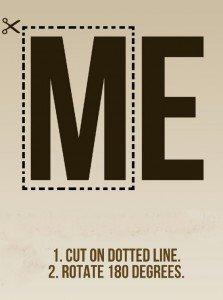 me - we
