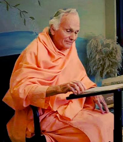 Swami Atmatattwanandaji (Shiva Maharaj)