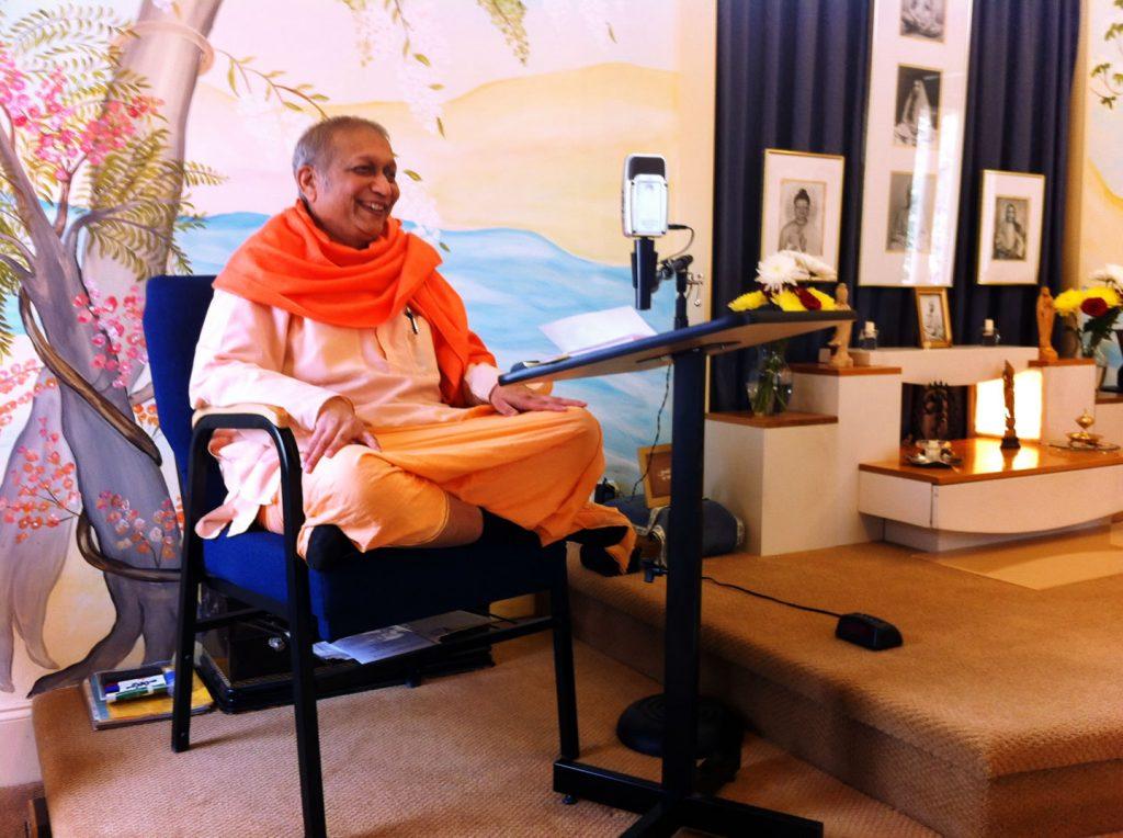 Swami Yogatmananda