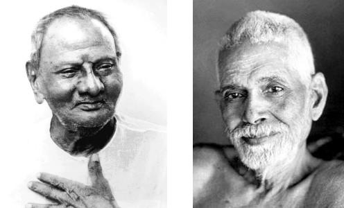 Nisargadatta Maharaj & Ramana Maharshi