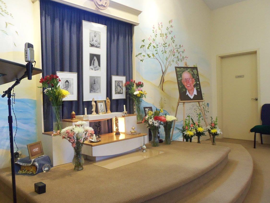 VCA Shrine, John Schlenck Memorial & Celebration