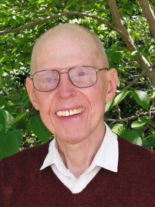 John M. Schlenck, Resident Composer and ChoirmasterVedanta Center of Atlanta, March 9, 1936 - January 26, 2015