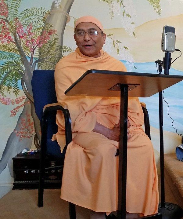 Swami Sarvadevananda