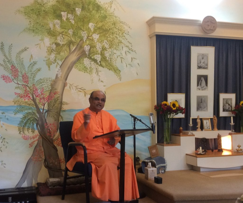 Swami Ishtananda