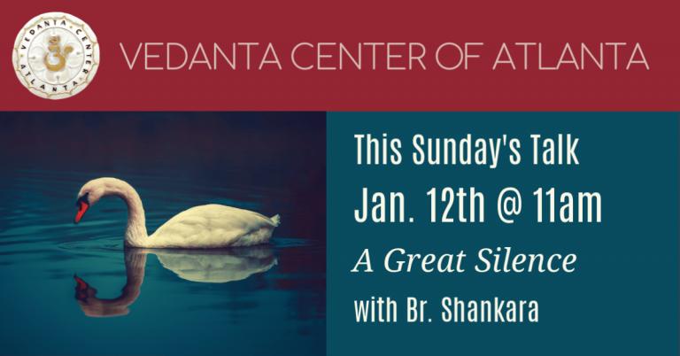 A Great Silence – Br. Shankara