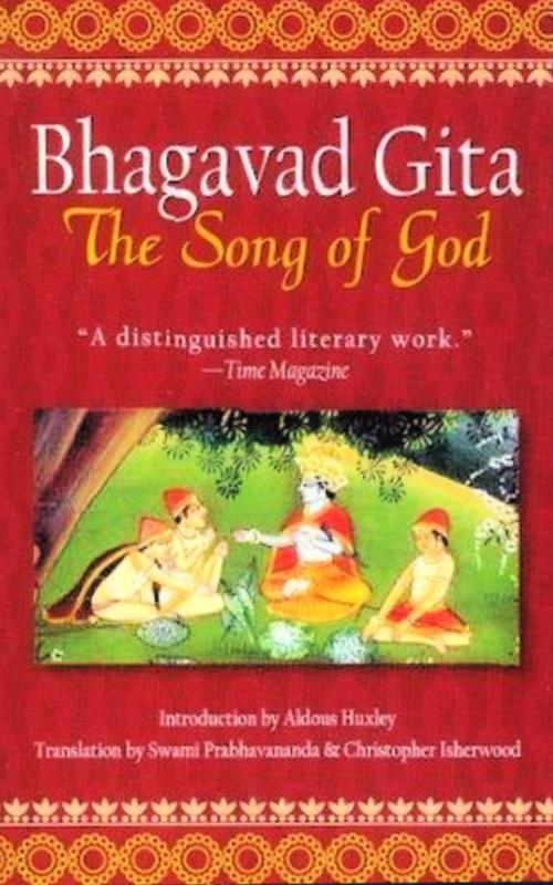 Song of God (Gita) cover