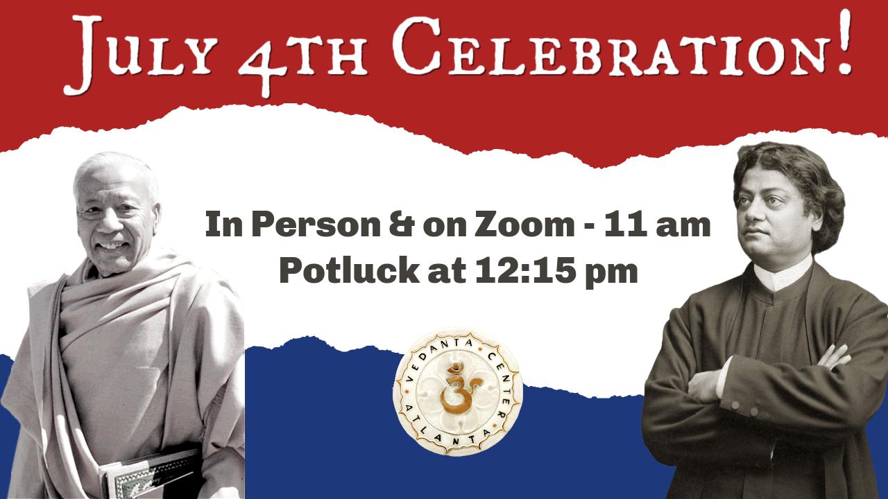 July 4th Celebration 2021